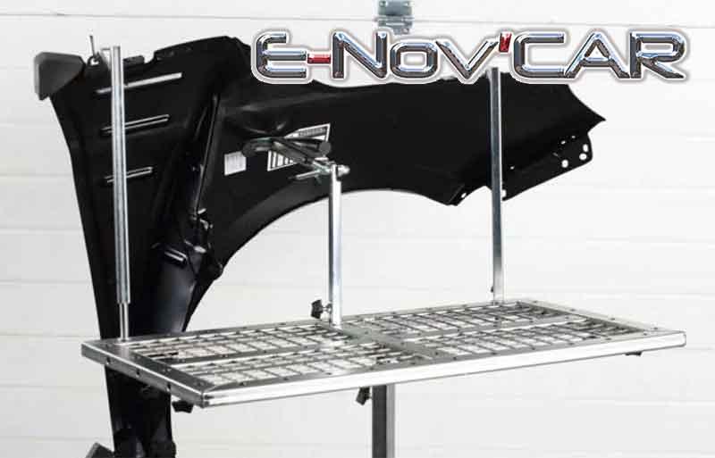 Table De Mise En Peinture Des Pi Ces Automobile Enovcar