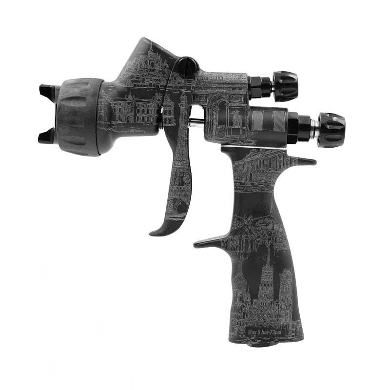pistolet peinture et vernis