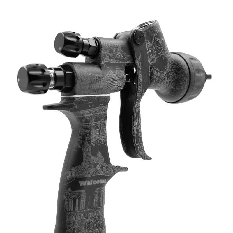 spray gun french heritage walcom