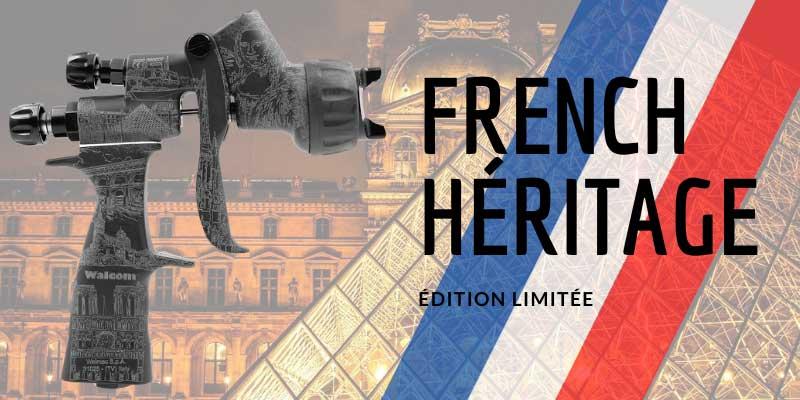 French Héritage : Carbone 360 light édition limitée