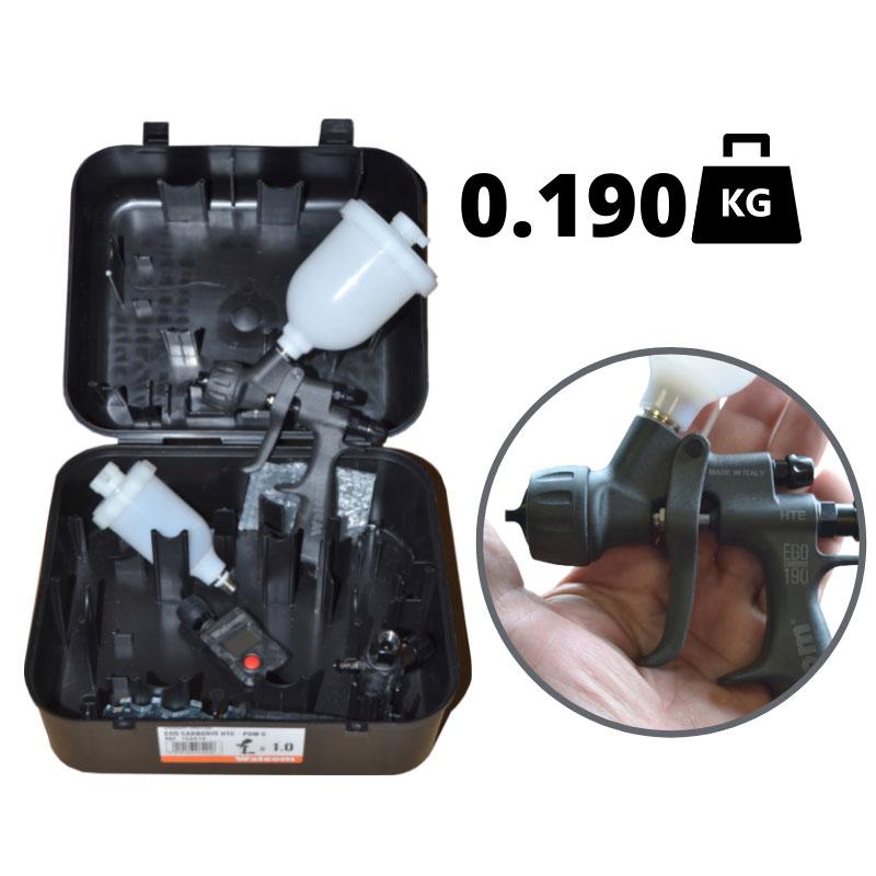 valise carbone ego 190